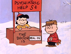 Charlie Brown therapy