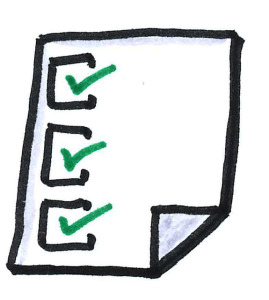 financial checklist for divorce