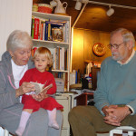 grandparent help during divorce